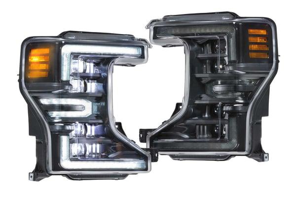 2020 Ford Super Duty XB Headlights