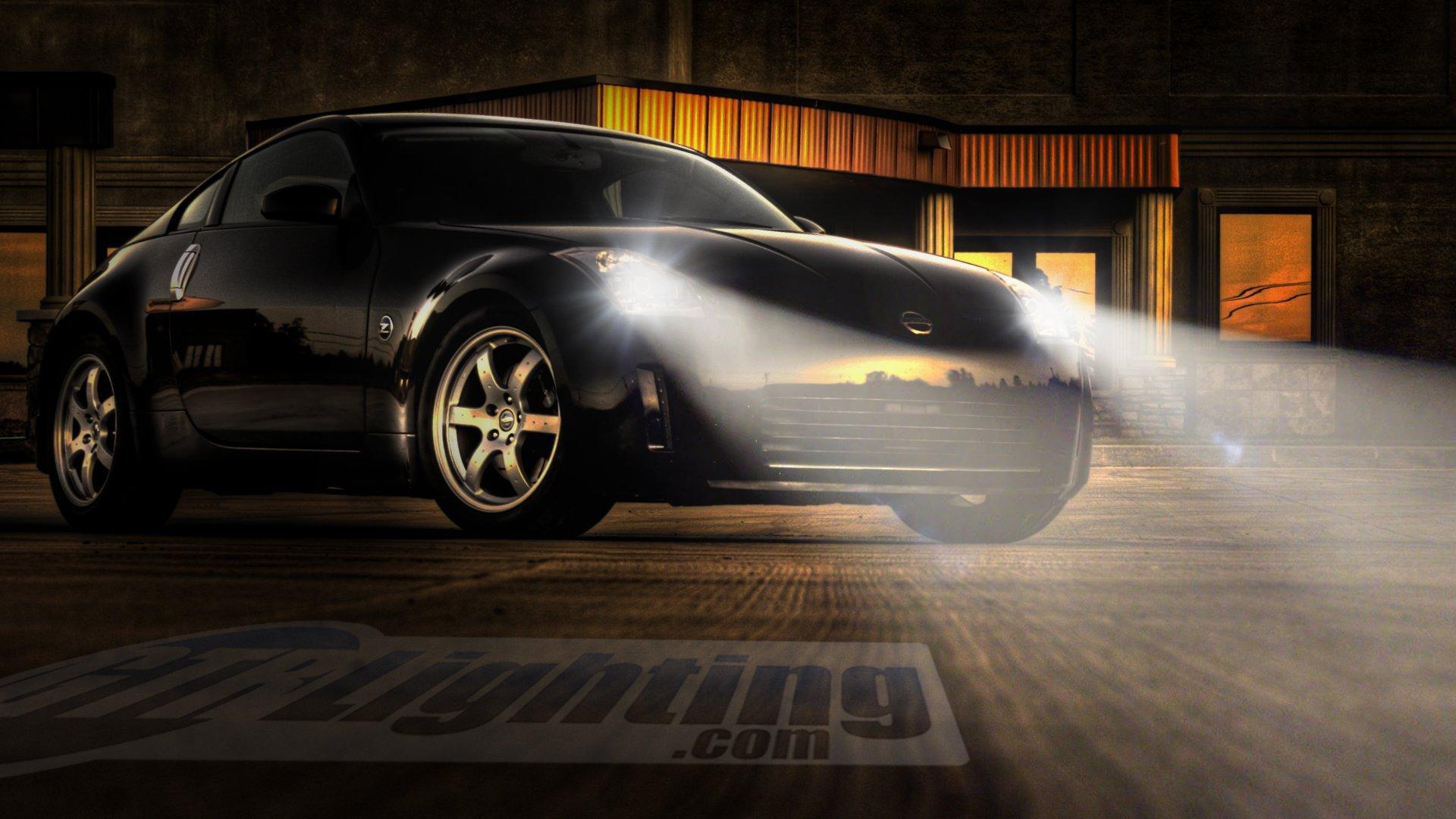 GTR 350Z Wallpaper