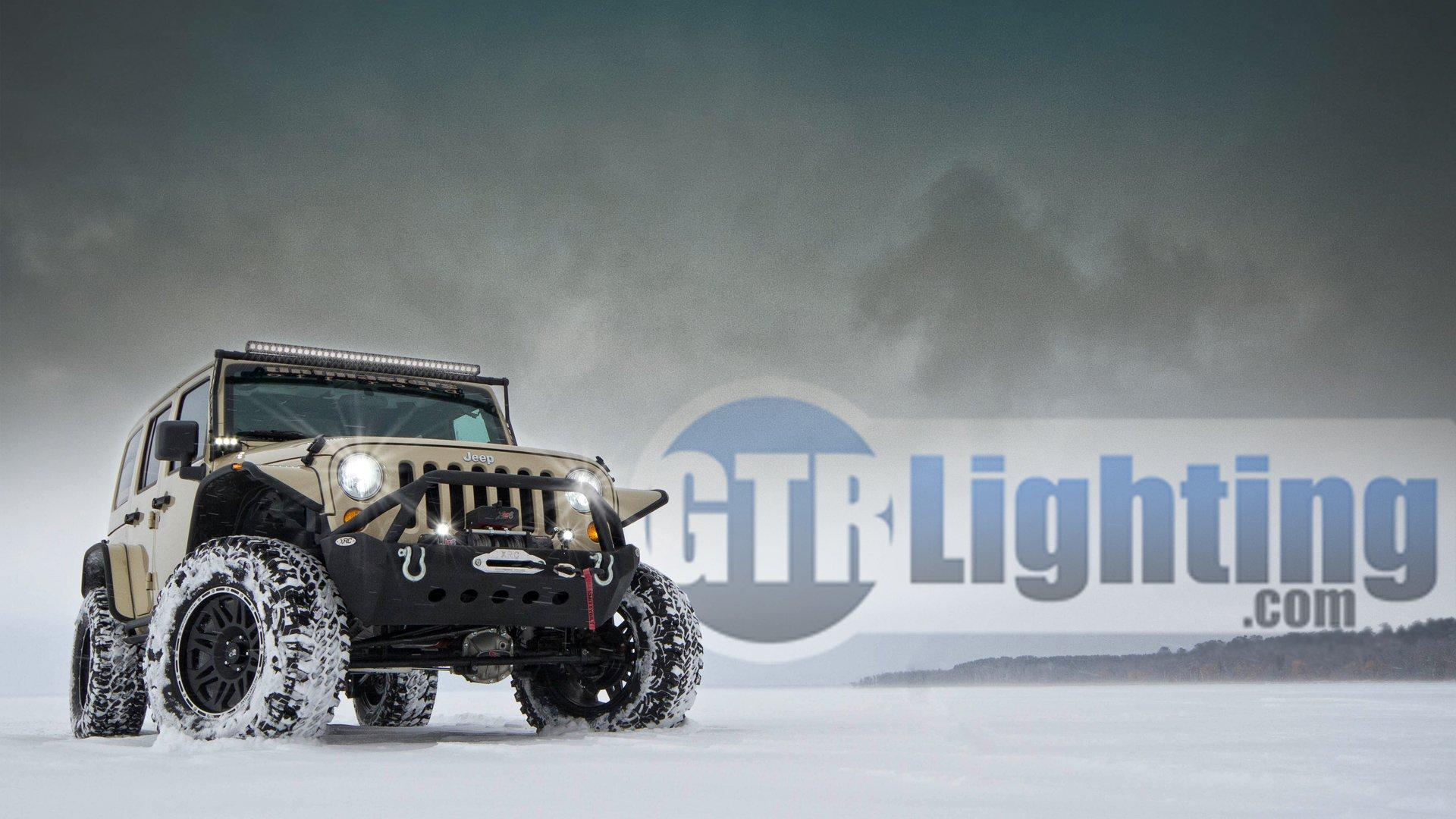GTR Jeep Wallpaper