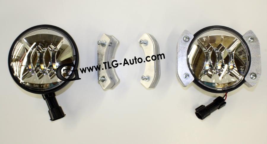 How to install LED Fog Lights for the JK Jeep Wrangler