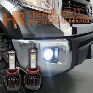 Can I put LED bulbs in my 2014 Toyota Tundra fog lights?