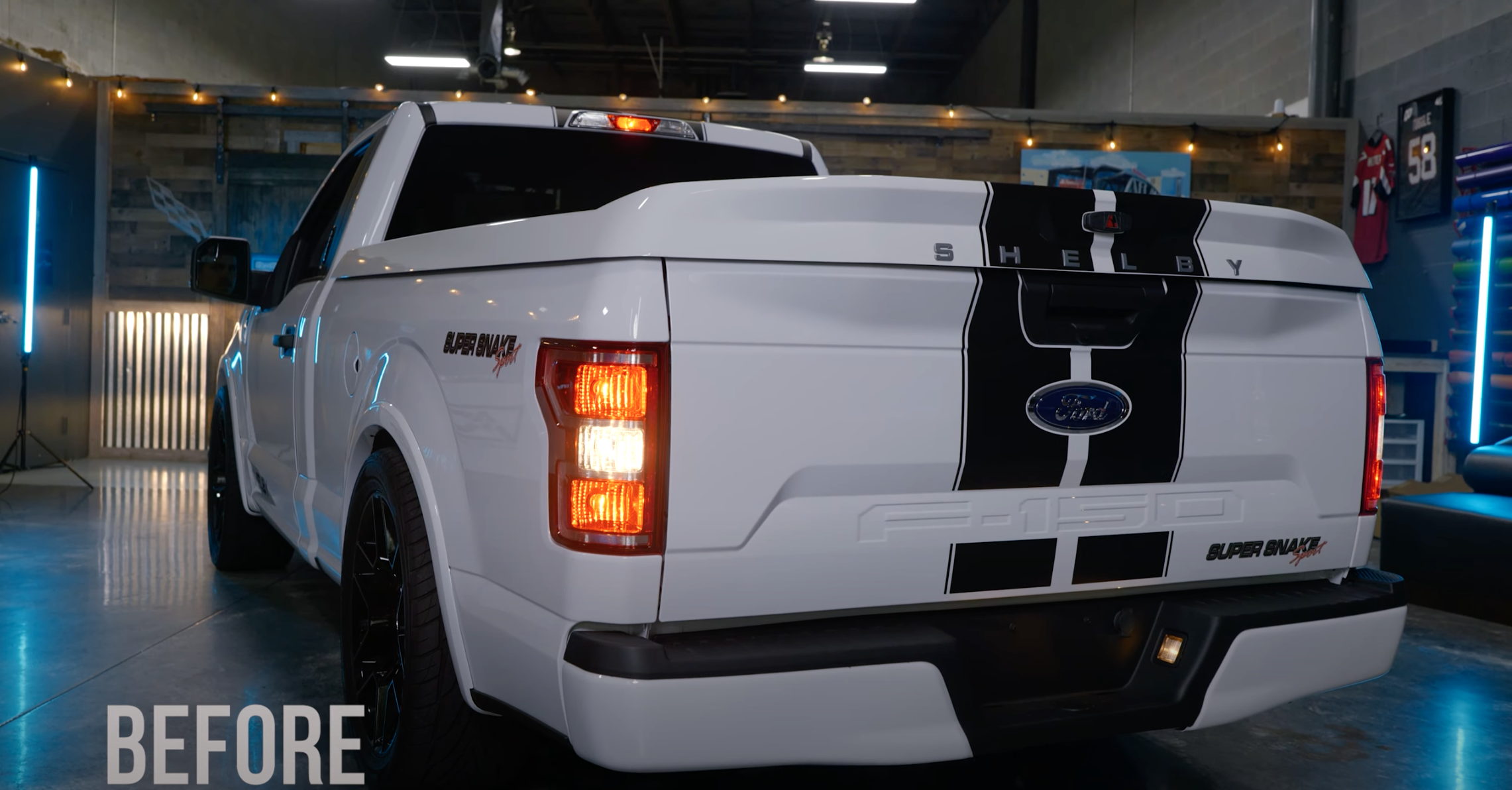 18-20 F150 LED Assemblies Overview