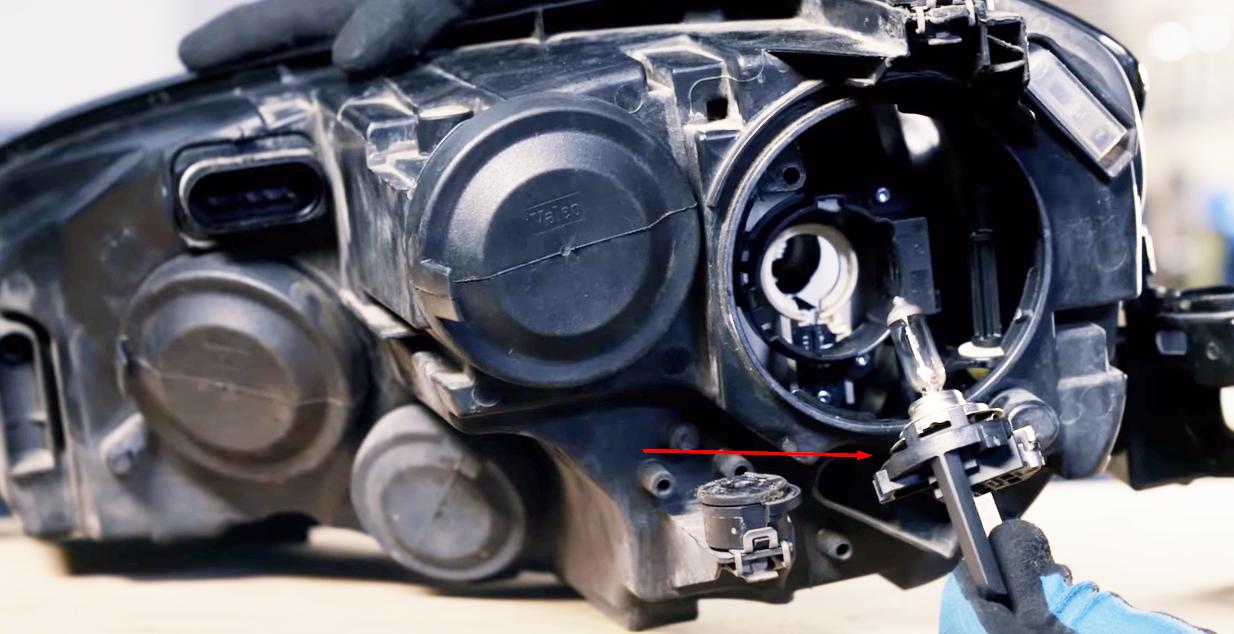 VW H7 Adapter