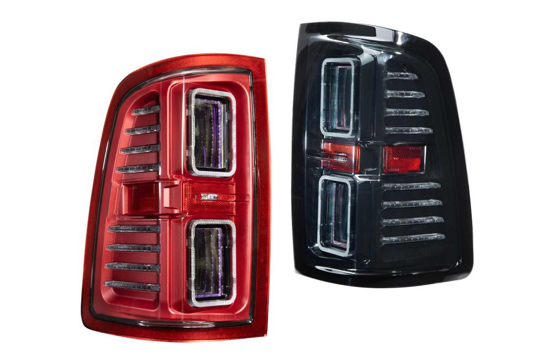 09-18 Dodge Ram Morimoto Tail Lights