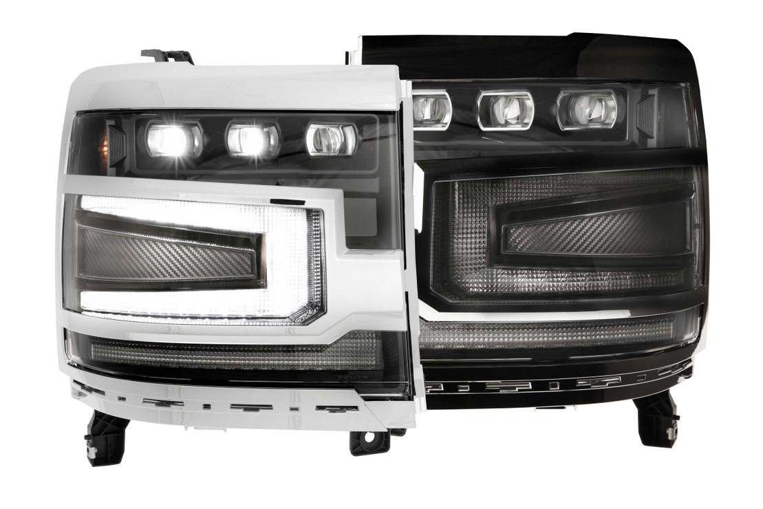 Morimoto 16-18 Silverado LED Headlights